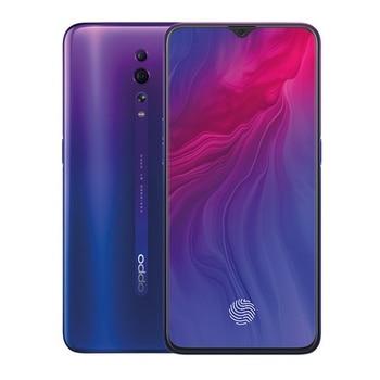 Перейти на Алиэкспресс и купить Oppo Reno Z 4 ГБ/128 ГБ фиолетовый (Аврора фиолетовый) две sim-карты