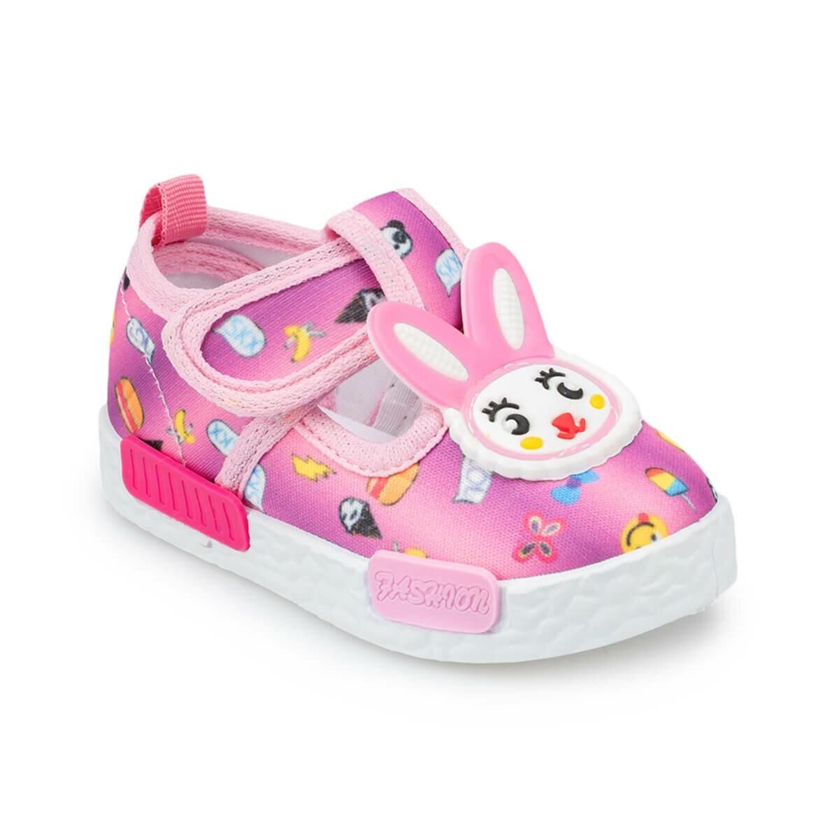 FLO 91.510173.I Pink Female Child Shoes Polaris