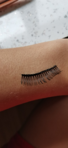 Black eyeliner adhesive kit photo review