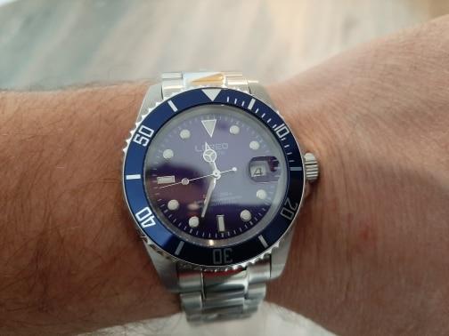 -- Relógios Inoxidável Dwaterproof
