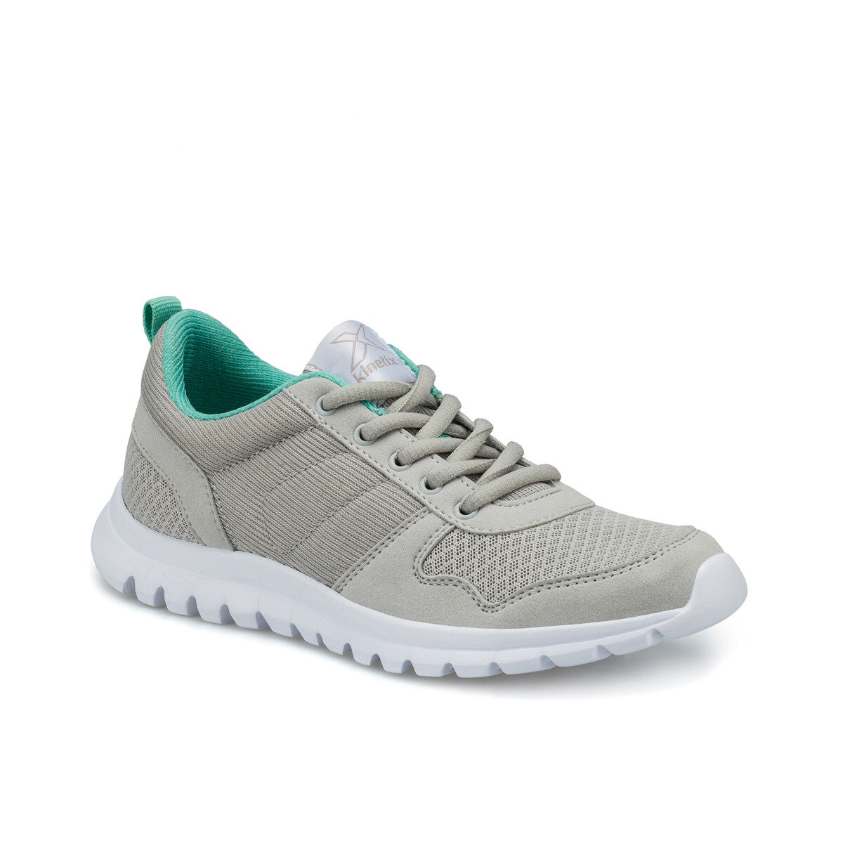 FLO BALERA Gray Women 'S Running Shoe KINETIX