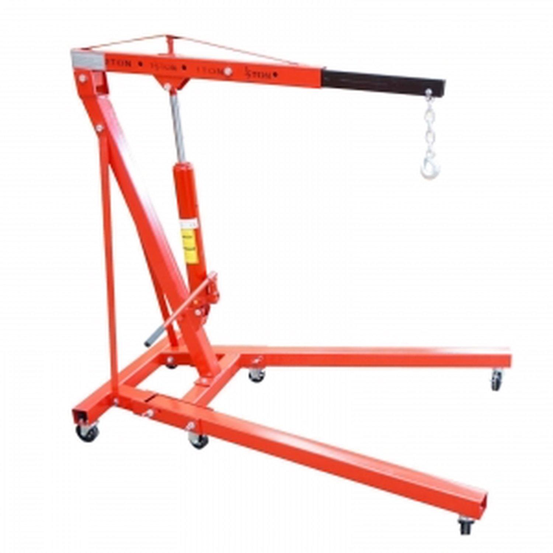 Folding crane 2 ton ideal for ...