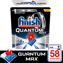 Finish Powerball Quantum Max 58 Capsules 725 G two Powerballs Provide Excellent Shine