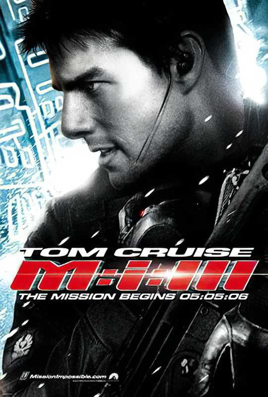 碟中谍3 Mission: Impossible III‎ (2006)