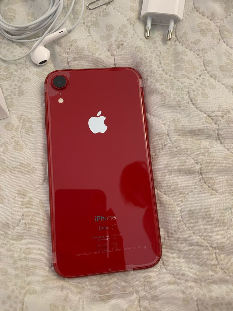 Smartphone Apple iPhone XR 64 GB [brand new, no refurbished, Sim any operators, official warranty] Cellphones    - AliExpress