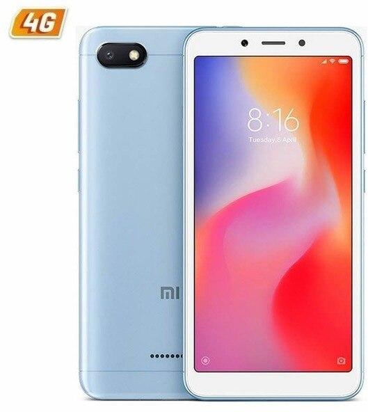 XIAOMI PHONE REDMI NOTE 6A 2GB RAM 32GB BLUE
