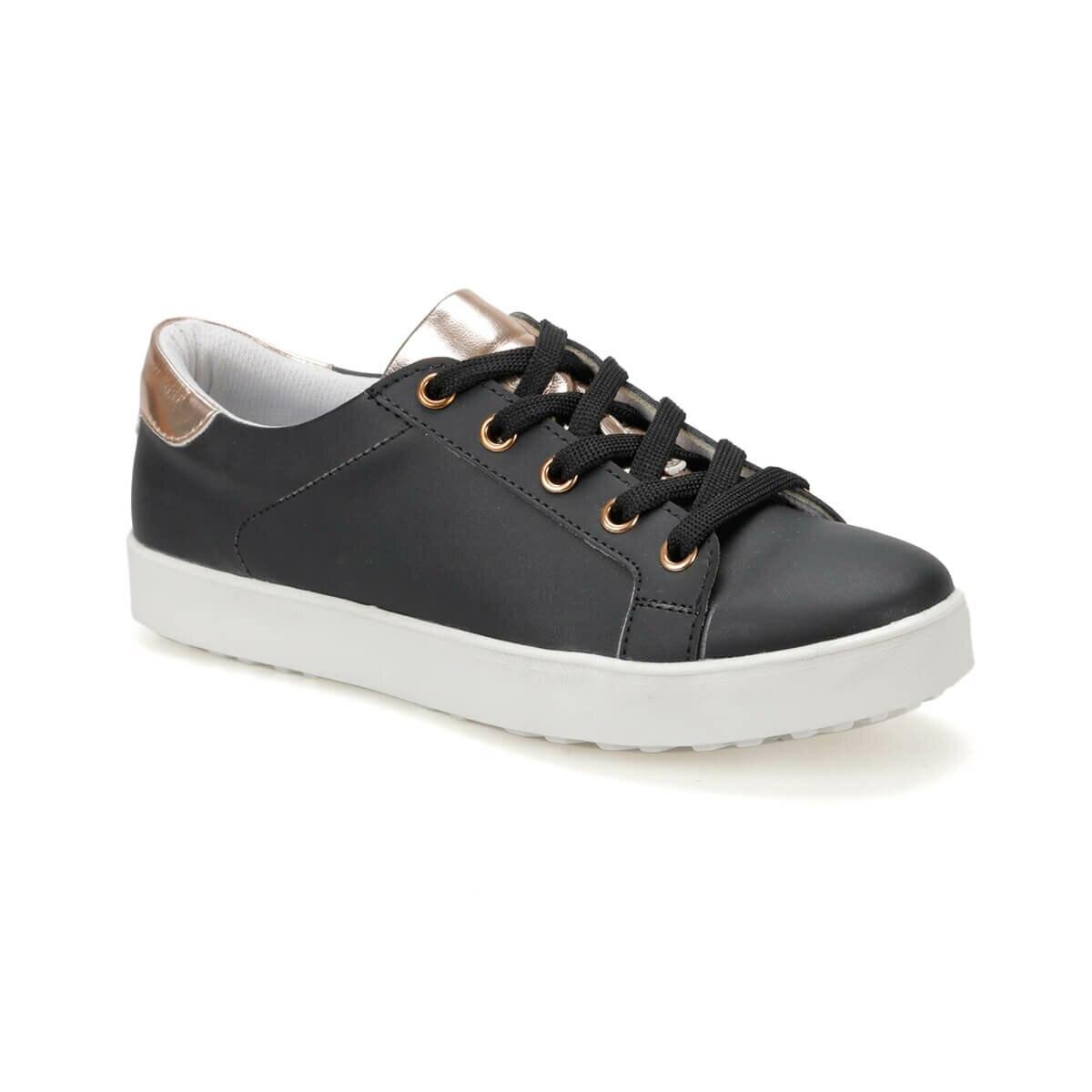 FLO CS19054 Black Women 'S Sneaker Shoes Art Bella