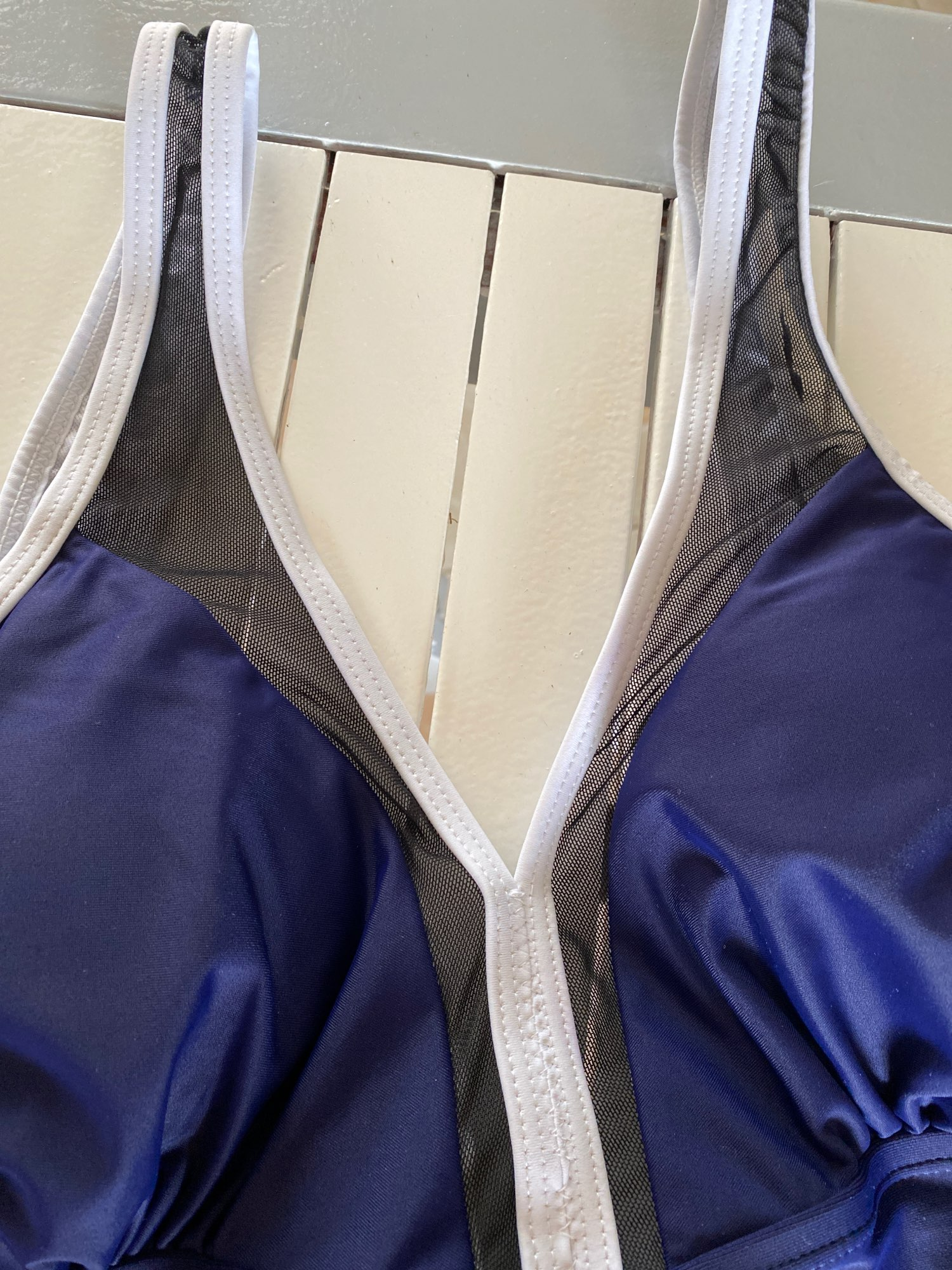 Push-Up Swimming Suit photo review