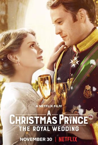 圣诞王子:皇室婚礼