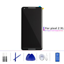 OEM For Google Pixel 2 XL 2XL LCD Display Touch P-OLED Screen Digitizer Assembly Replacement Part For Google Pixel 2 3 3 XL LCD все цены