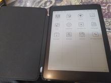 Nice E-Ink Tablet, the store is very coorporate. Fast Delivery via DHL, arrived in just 4 days.