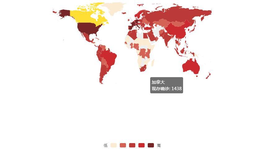 全球疫情地图_全球疫情网站导航_实时疫情地图
