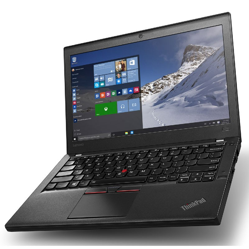 Lenovo Thinkpad X260-display laptop 12 (intel Core I5-6300u, 2.4 Ghz ,8 Gb Ddr4 Ram, Ssd disk 256 image