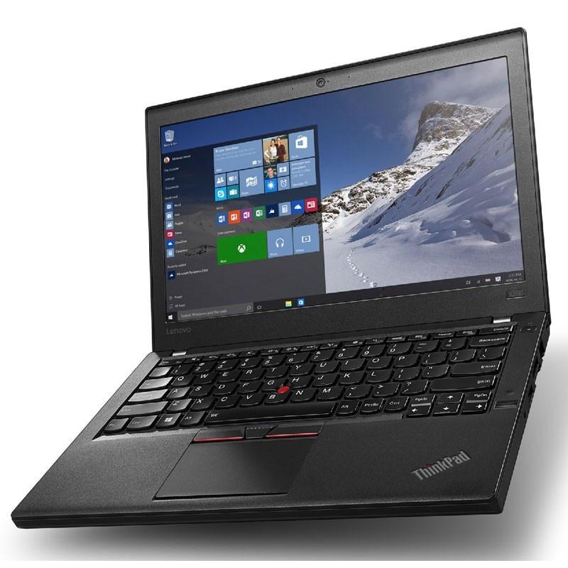 "Lenovo Thinkpad X260-display Laptop 12 ""(intel Core I5-6300u, 2.4 Ghz ,8 Gb Ddr4 Ram, Ssd Disk 256"