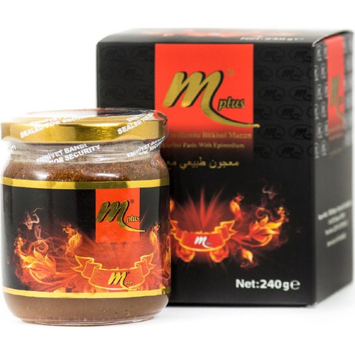 Maccun Plus 240 Gr. Paste