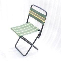 Silla plegable al aire libre para ocio Silla de playa Silla de pesca para camping y pesca