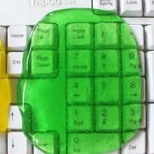 Super Universal Keyboard Cleaning For Computer