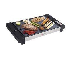 Flat grill plate JATA GR3000 2650W Black