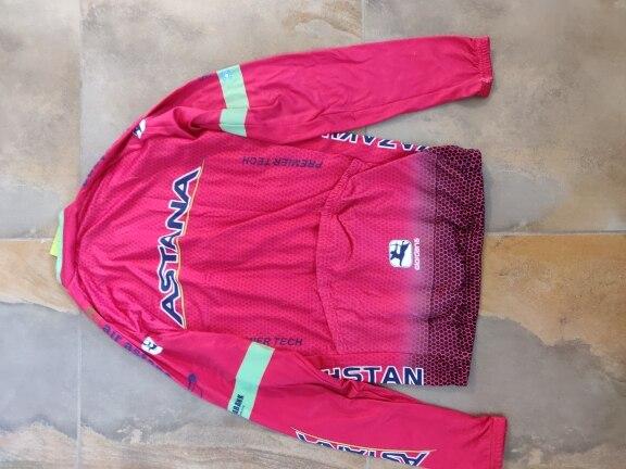 Kits ciclismo culotte culotte astana
