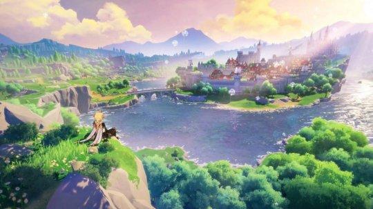 《最终幻想7:重制版》被评年度RPG 国产游戏《原神》被提名插图(6)