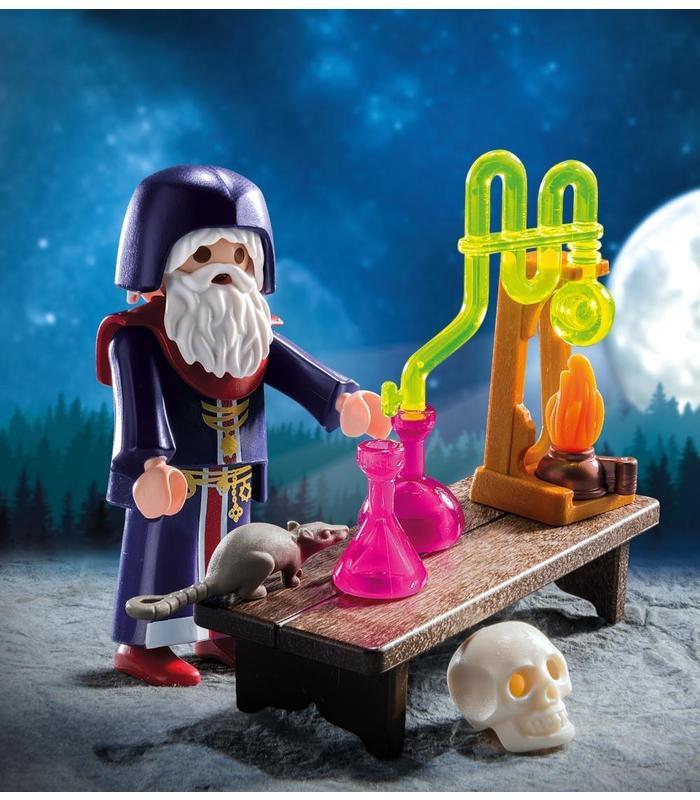 PLAYMOBIL 9096 Alchemist Toy Store