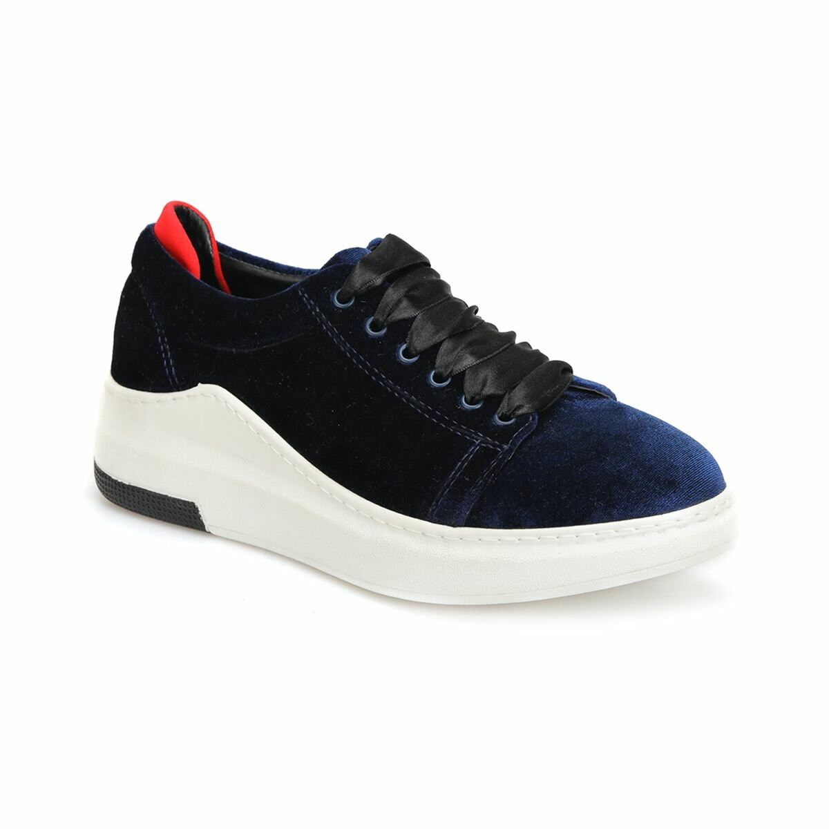 FLO 18K-261 Navy Blue Women 'S Sneaker Shoes BUTIGO