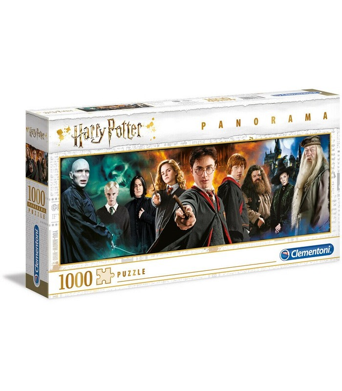 PUZZLE 1000 PANORAMIC HARRY POTTER