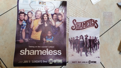 Tv Series Shameless Movie Classic Poster Quality Canvas Painting Art Home Decor Bedroom Living Sofa Wall Decor Picture A1120 photo review