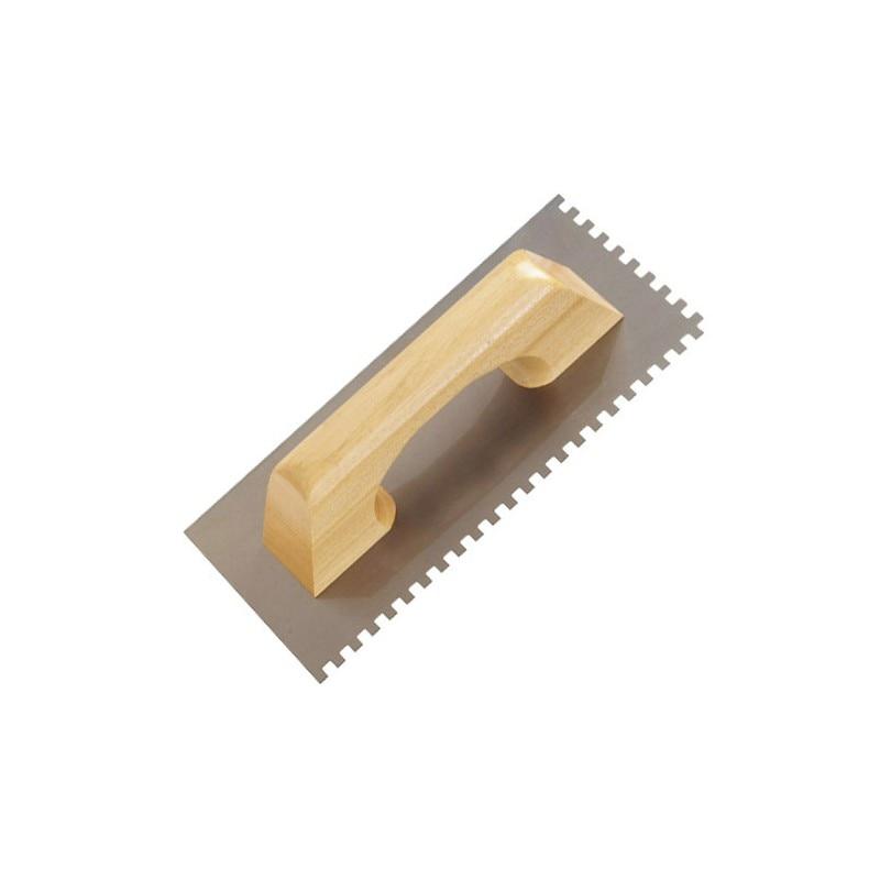Professional Comb Wood Handle 280x120/10x10mm