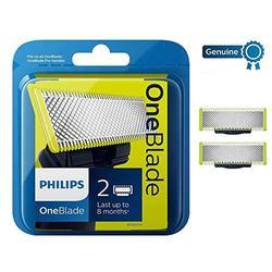 Philips onesblade cabezal de hoja reemplazable-100% Orijinal-2 cuchillas hechas en Países Bajos