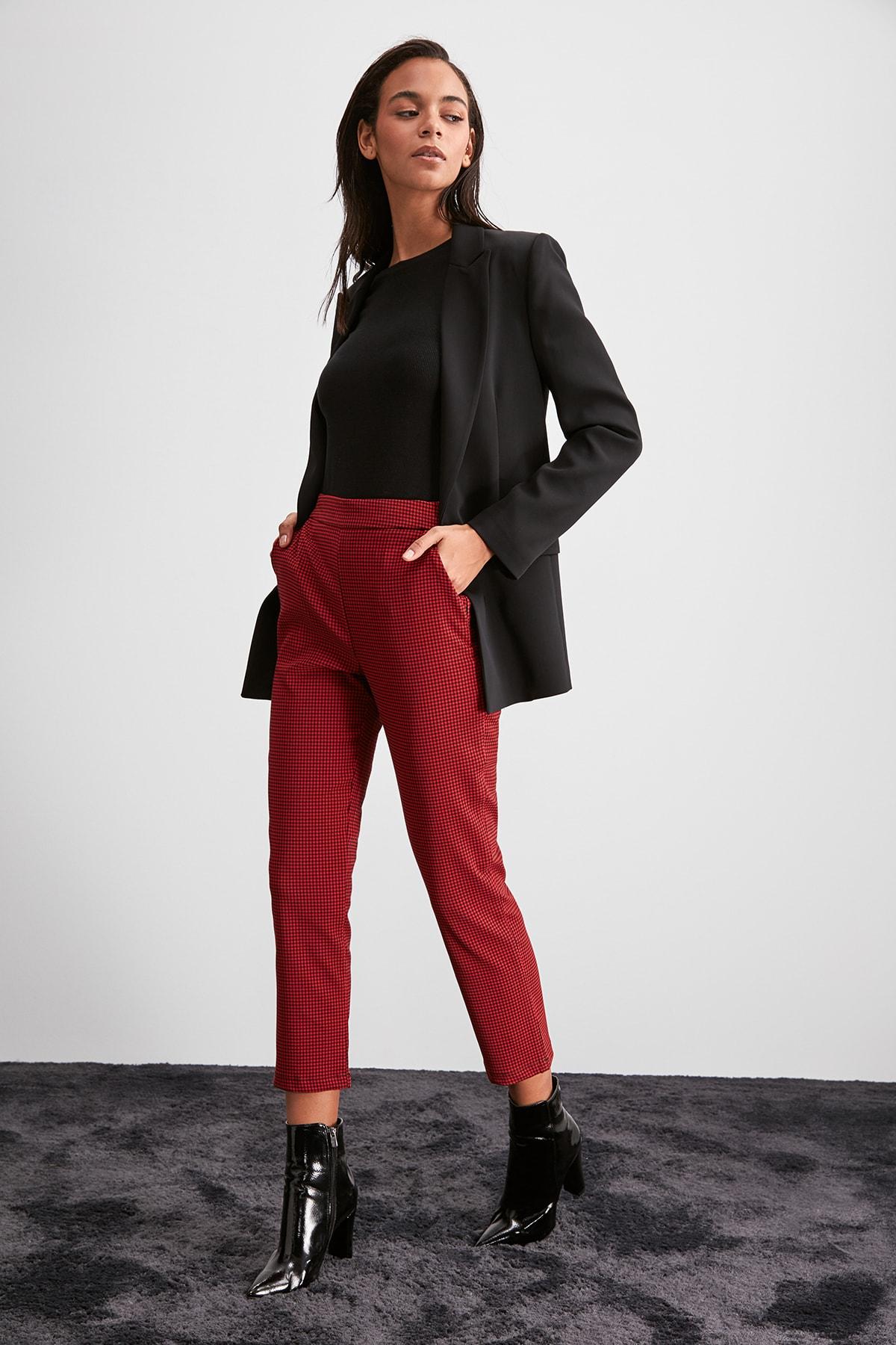Trendyol Pocket Detail Pants TWOAW20PL0593