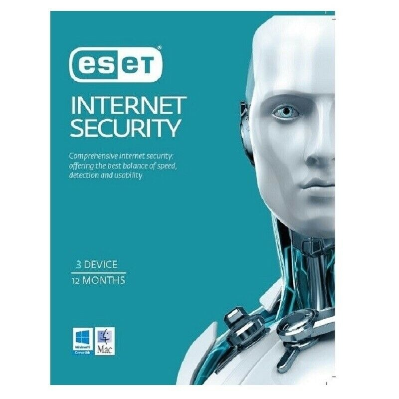 Eset-nod32 antivirus chave, segurança da internet, 2021 1 ano, aparelho de banda larga, 2021