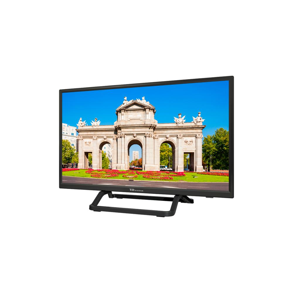 Televisions Smart TV 24 Inch TD Systems K24DLX10HS. 2x HDMI, DVB-T2/C/S2, HbbTV [Ship From Spain, 2 Year Warranty]