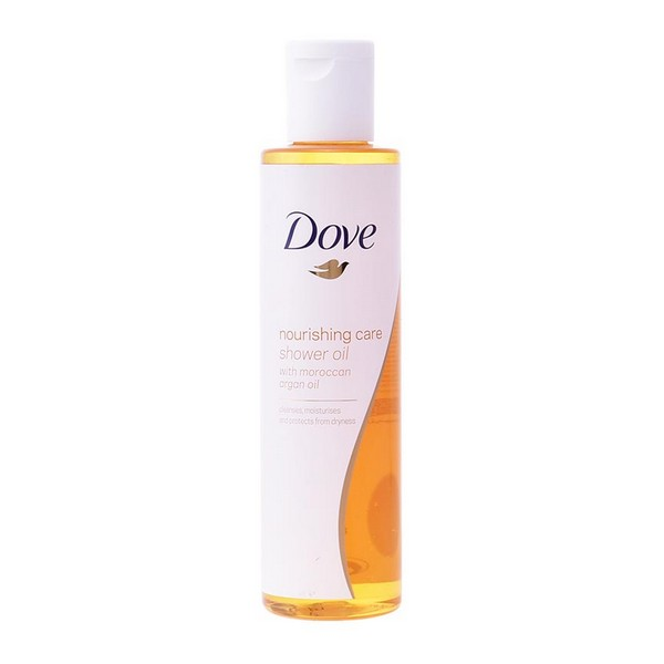 Shower Oil Nourishing Care Dove (200 Ml)