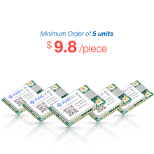 Rak4600 wisduo lpwan módulo | rakwireless | rf52832 mcu | semtech sx1276 lora chip | lorawan 1.0.2 | bluetooth baixa energia ble 5.0