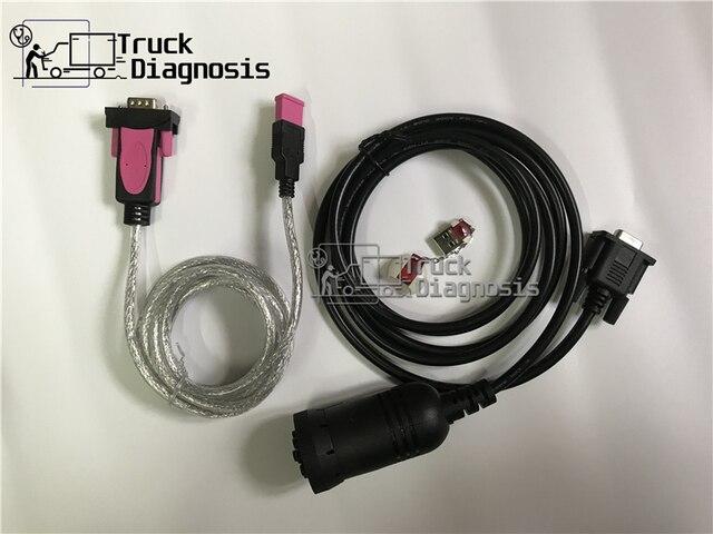 Sculi LIEBHERR KIT de diagnostic   Outil de DIAGNOSTIC camion pour ordinateur portable LD + T420