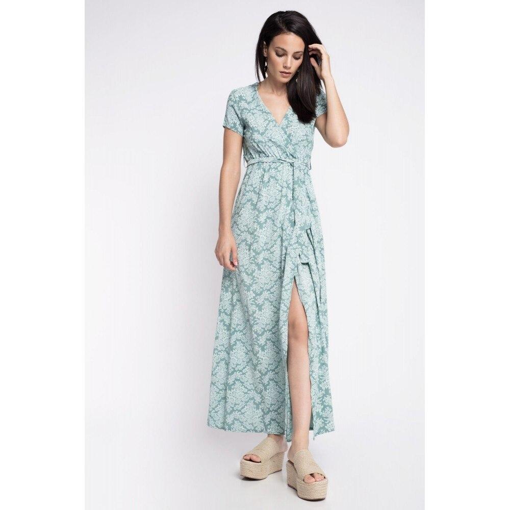 DRESS HARMONIES PRINT LONG
