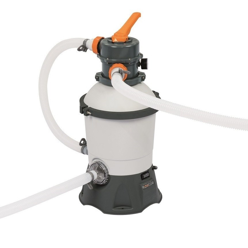 Sand Filter Pump 220 In (530gal) 2006 Liter/hour Part No 58515