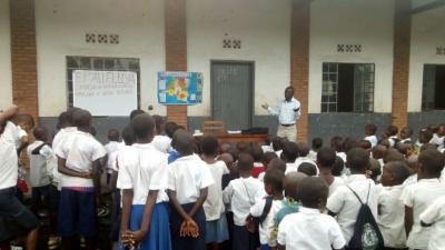 埃博拉疫情造成刚果逾600人死亡 救世军联合数千名社区领袖积极推进预防