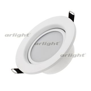 018043 LED Lamp LTD-80WH 9W Warm White 120deg ARLIGHT 1-pc