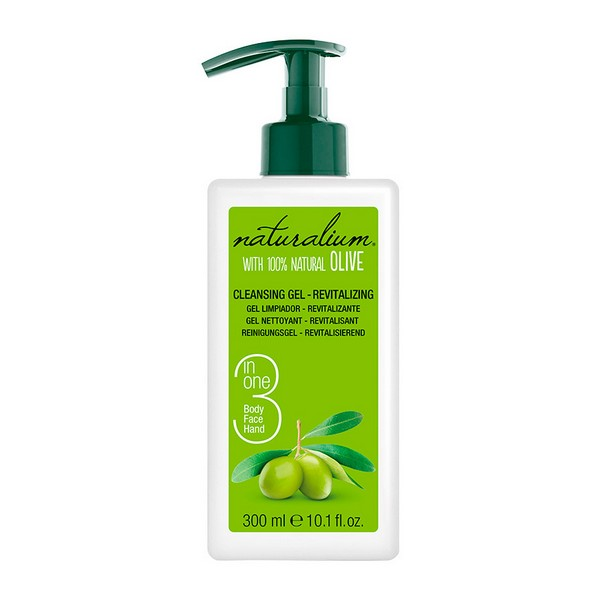 Shower Gel Oliva Naturalium (300 Ml)