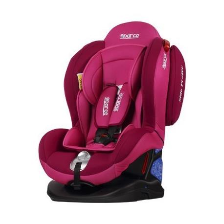 SPCF2000KPK   F2000K Sparco child seat  pink  Group 0 + 1 + 2   - title=