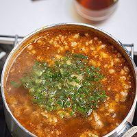 泰国美食酸辣猪肉沫汤的做法图解11