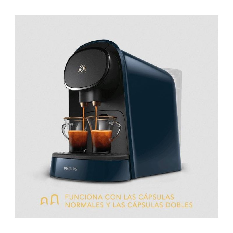 Philips L'or Barista Midnight Blue, Compatible With Nespresso®