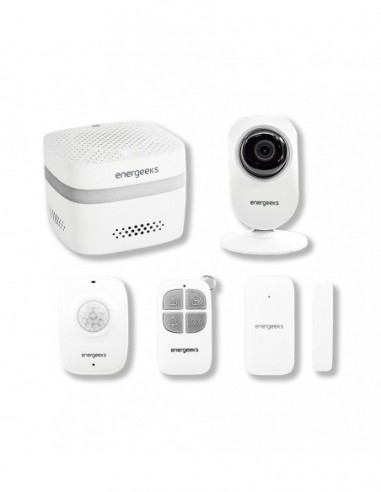 Alarm System Wifi + IP Camera Energeeks EG-AW001PLUS