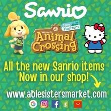 Animal Crossing New Horizons | NEW SANRIO ITEMS