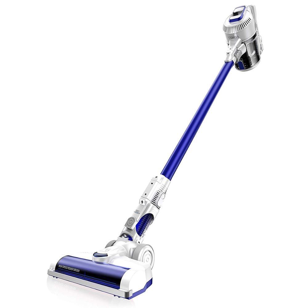 Cecotec Conga ThunderBrush, Upright Vacuum Cleaner 3 In 1 Wireless, 22,2 V. Head 180 °, Autonomy 40 Min, Scrub Brush Monotorizado