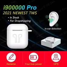 Original i900000 Pro TWS Wireless Bluetooth 5.0 Earphone Wireless Earbuds 9D 1:1 PK i99999 i90000 Pro i99999 Plus i99999 Pro TWS