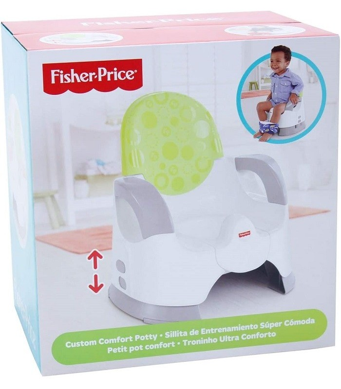 POTTY ADJUSTABLE COMFORT CBV06 FISHER PRICE