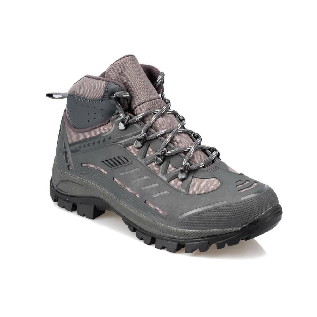 FLO 92.356090.M Gray Men Boots Polaris